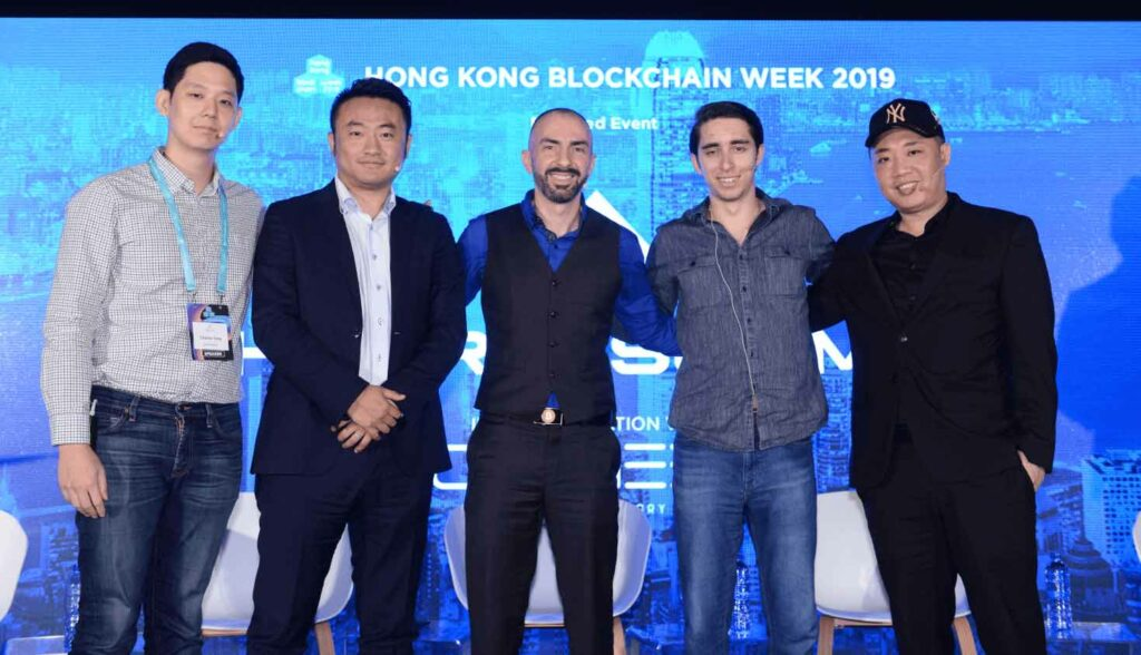 Cryptocurrency discussion hk