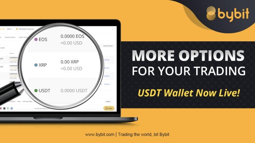 Bybit USDT wallet