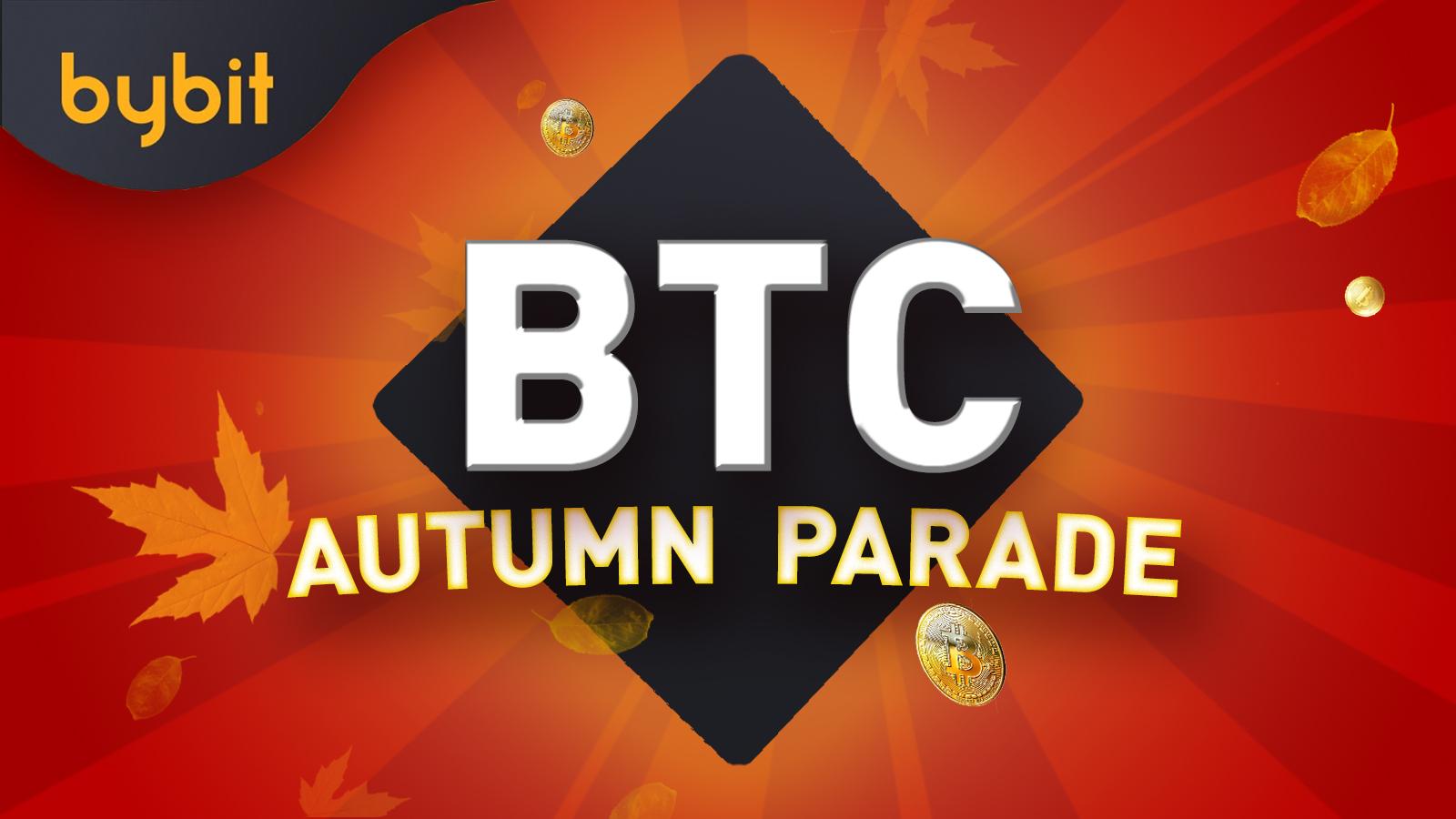 Autumn BTC Parade