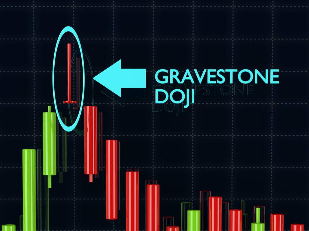 Gravestone Doji Candlestick