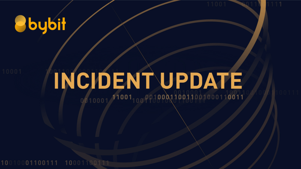 Incident Update
