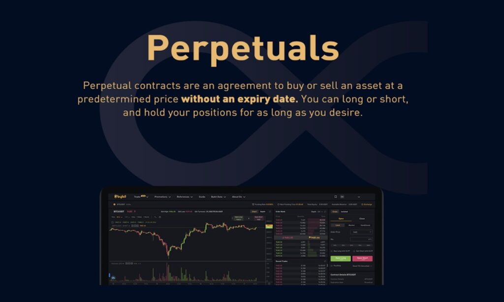 Perpetual contracts
