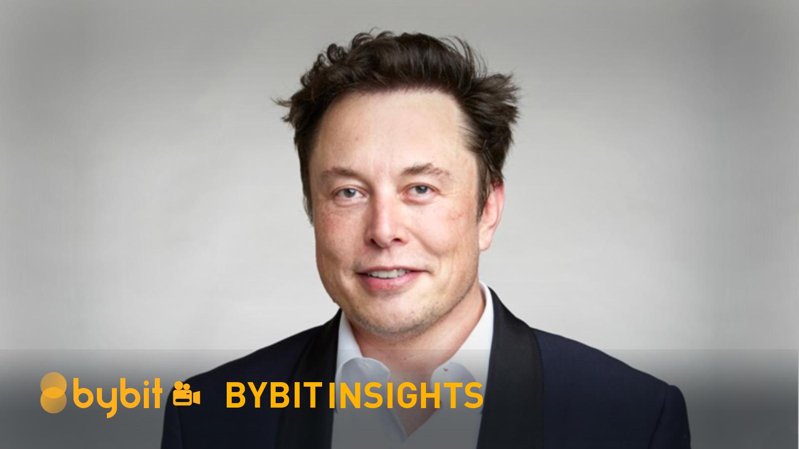 Bybit Insights - Elon Musk