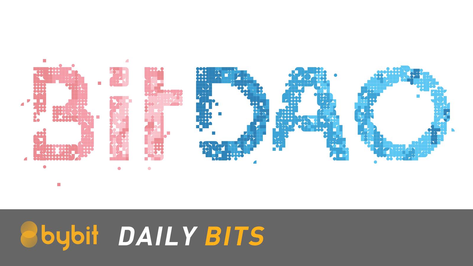 Daily Bits - BItDAO
