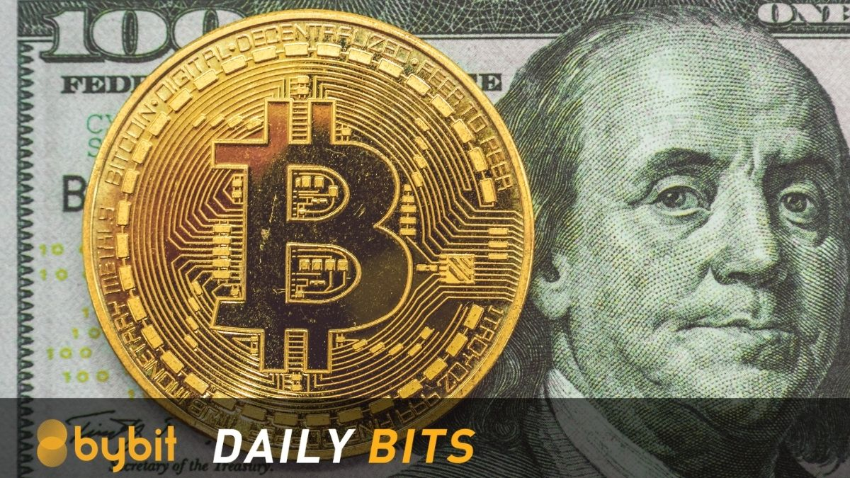 Daily Bits - BTC